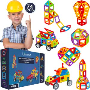8. Limmys Magnetic Building Blocks