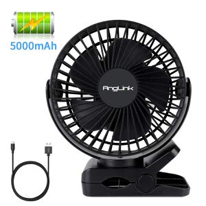 2. Clip on Fan by Anglink