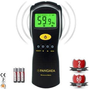 13. Pangaea Pin less Wood Moisture Meter