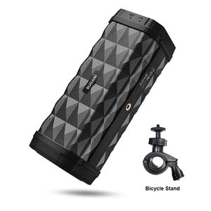 2. Bluetooth Speakers by BUGANI