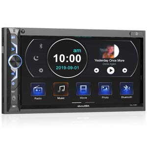 7. aboutBit 7 inch Double Din Digital Media Car Stereo
