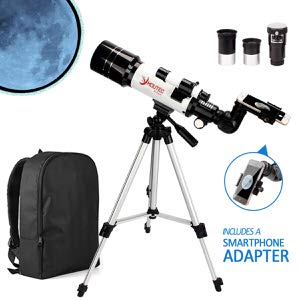14. MOUTEC Kids Telescope for Astronomy Beginners