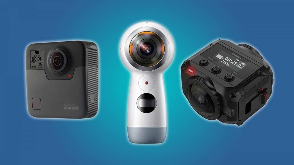 Best 360-Degree Action Cameras