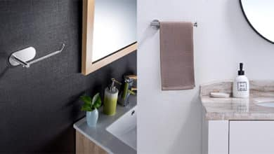 Best hand towel holders