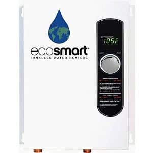 1. Ecosmart ECO 18 Electric Tankless Water Heater