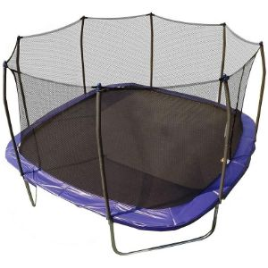 9. Skywalker 13' Square Trampolines
