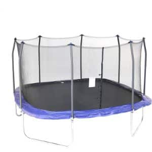 7. Skywalker 14-Foot Square Trampoline