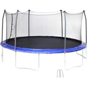 8. Skywalker 17' Oval Trampoline