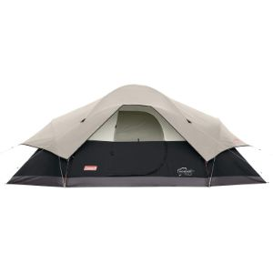 5. Coleman 8-Person Tent for Camping