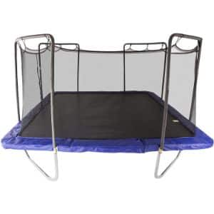 4. Skywalker 15-Foot Square Trampoline