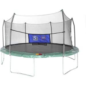 6. Skywalker 16-Foot Oval Trampoline