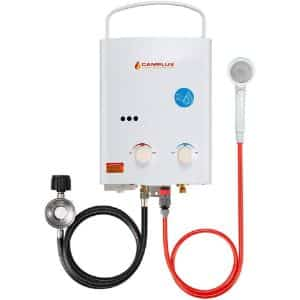 4. Camplux Tankless Water Heater