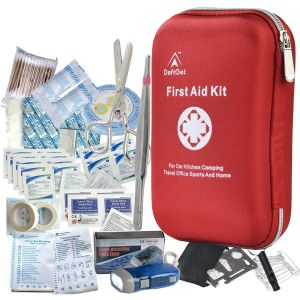 9- DeftGet First Aid Kit