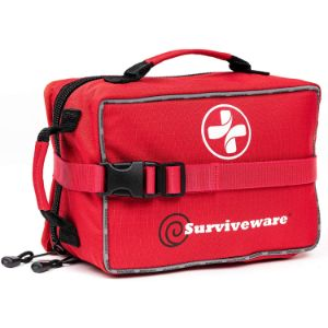 8- Surviveware Large First Aid