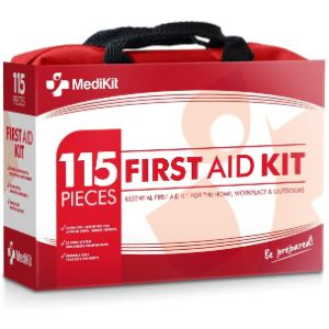 7- MediKit Deluxe First Aid Kit