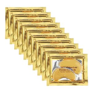 14. Permotary 30 Pairs Crystal Collagen Under Eye Mask