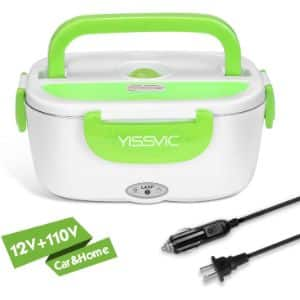 1. YISSVIC Electric Lunch Box Food Heater