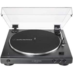 9. Audio-Technica Bluetooth Belt-Drive Stereo Turntable
