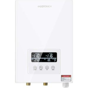 15. ECOTOUCH Tankless Water Heater