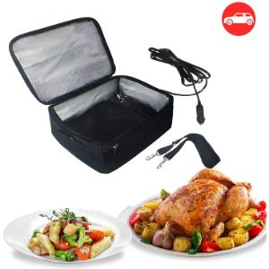 8. Alfredx Portable Oven Personal Food Warmer