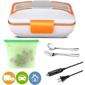 7. Electric Lunch Box Heater