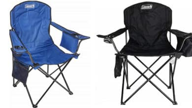 Best Coleman camping chairs