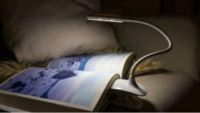 Best Rechargeable book lights