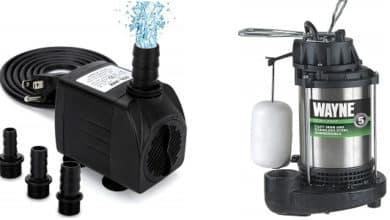 Best Submersible water pumps