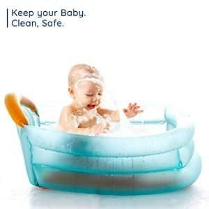 15. Carino Kids Baby Bathtub