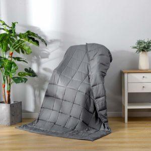 """12. Haowaner 60""""x80"""" Weighted Blanket"""