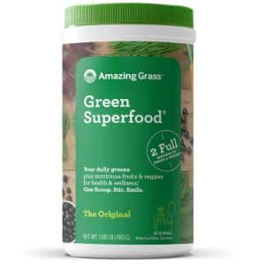 1. Amazing Grass The Original Superfood Powder