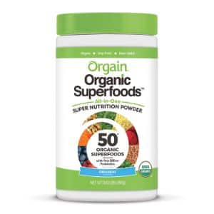 3. Orgain All-in-One Superfood Powder