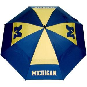 7. Team Golf NCAA Michigan Large Umbrella