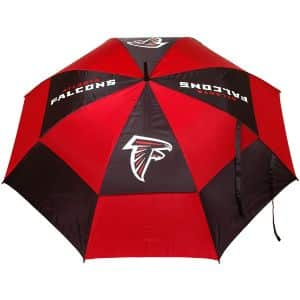 5. Team Golf Falcons NFL Large Umbrella