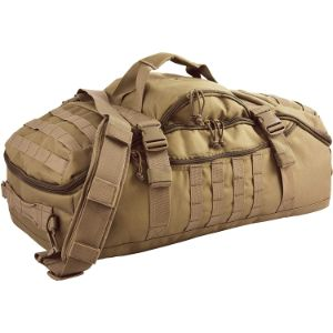 8. Red Rock Outdoor Military Duffle Bag