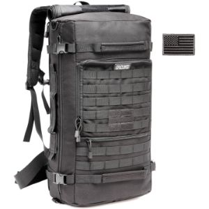 11. Crazy Ants 35L Military Duffle Bag