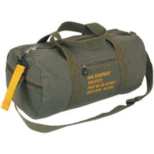 2. Rothco Olive Drab Military Duffle Bag