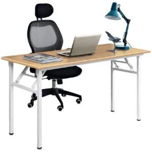 1. Need AC5BW-140 White Folding Computer Desk