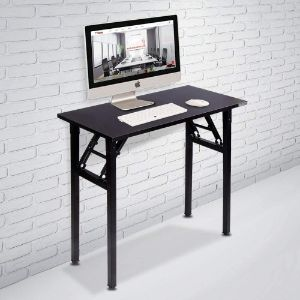 4. Need Black Walnut AC5CB8040 Folding Computer Desk