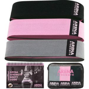 3. Arena Strenght Set of 3 Booty Bands