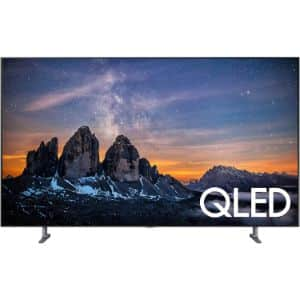 6. Samsung Q80 UHD Smart TV