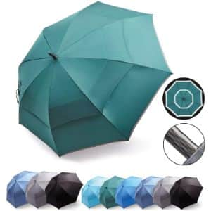 9. HOSA Dark Green Large Umbrella