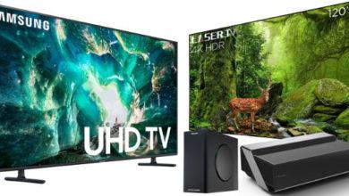 Best 100 Inch TVs