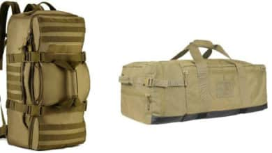 Best Military Duffle Bags