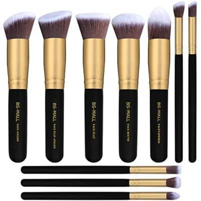 BS-MALL(TM) Makeup Brushes Premium Makeup Brush Set: