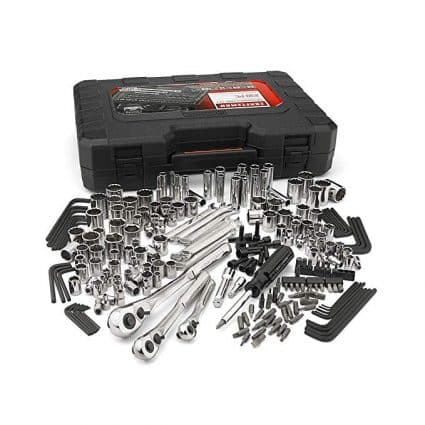 3. Craftsman 230-Piece Mechanics Tool Set, 50230: