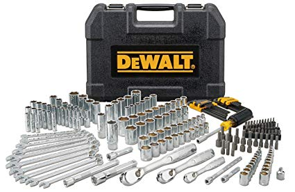 DEWALT DWMT81534 205Pc Mechanics Tool Set: