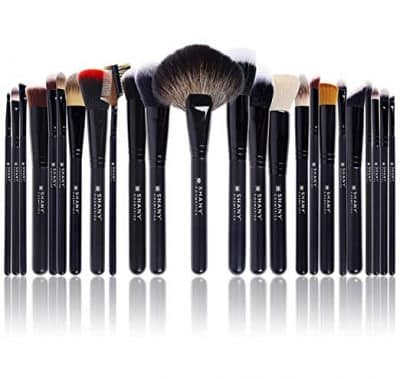 SHANY Pro Signature Brush Set 24 Pieces Handmade Natural/Synthetic Bristle: