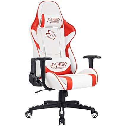 11. Homall Gaming Chair Racing Office Chair High Back Computer Desk Chair: