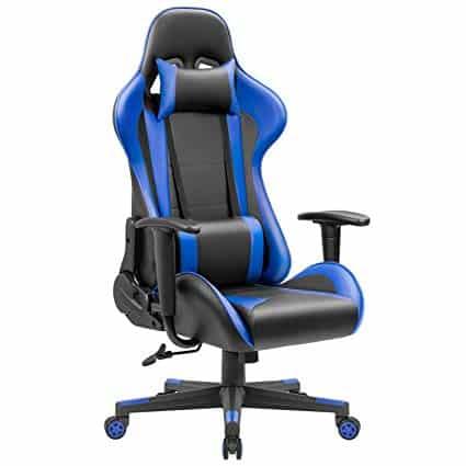 14. JUMMICO Gaming Chair Ergonomic High Back Racing Computer Chair: